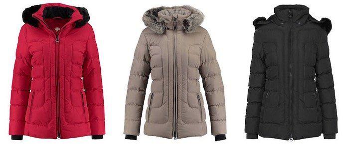 Wellensteyn Belvitesse Medium Damen Jacke in 5 Farben für 164,15€ (statt 199€)