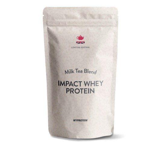 5kg Impact Whey Protein Milk Tea für 38,98€