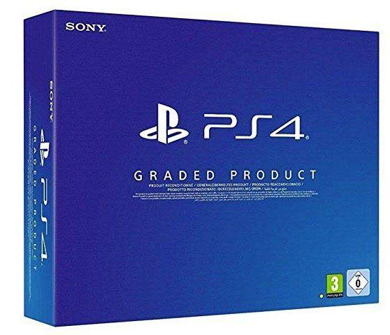 Abgelaufen! PlayStation 4 Slim 500GB (D oder E Chassis) für 139,99€   refurbished von Amazon