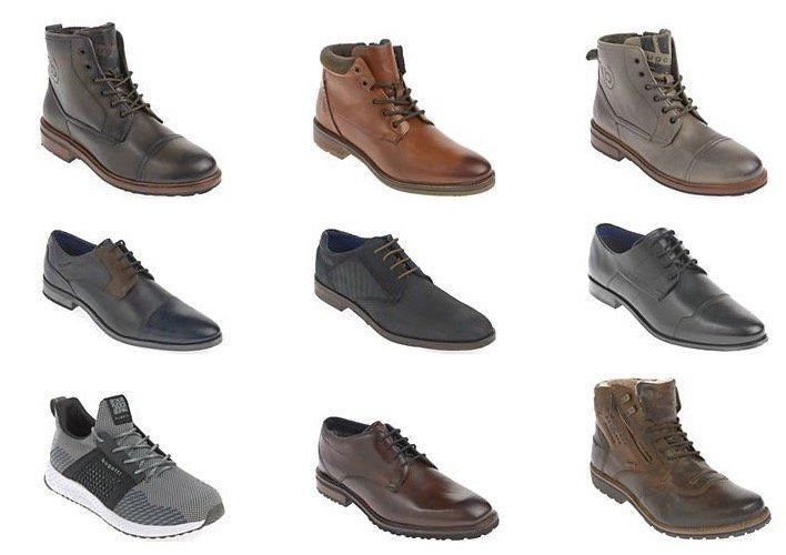 Roland Schuhe mit 20€ Rabatt auf 100 ausgewählte Schuhe (MBW 100€)   z.B. Bugatti Schnürboot für 100€(statt 119€)