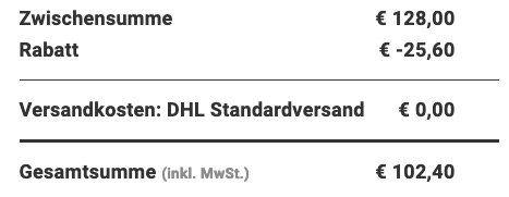20% Rabatt auf alles bei Pieper   z.B. Chanel Bleu EdP 150ml für 102,40€ (statt 140€)