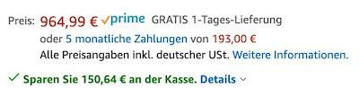 iPhone 11 mit 256GB als Red Edition für 814,35€ (statt 893€)