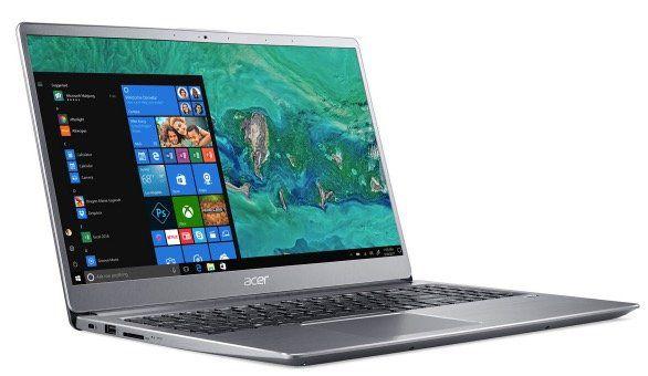 Acer Swift 3 (SF315 52)   sehr schlankes 15,6 Zoll Notebook für 656,99€(statt 825€)
