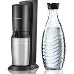 SodaStream Crystal 2.0 Umsteiger-Set mit Glas-Karaffe für 75,65€