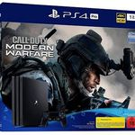 PlayStation 4 Pro + Call of Duty Modern Warfare für 299€ (statt 369€)