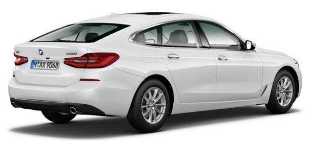 BMW 630i Gran Turismo Luxury Line mit 285PS im Gewerbe  und Privatleasing ab 406€ mtl.   LF 0,51