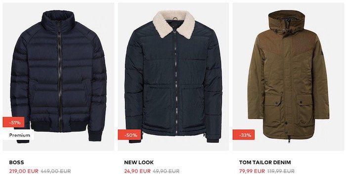 Winter Jacken Sale bei About You bis 51% Rabatt ❄ bis 30% Extra Rabatt ❄ 15% Gutschein