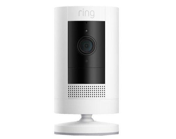 Ring Stick Up Cam Battery   wetterfeste Full HD Kamera mit Akku + WLAN für 79€(statt 99€)