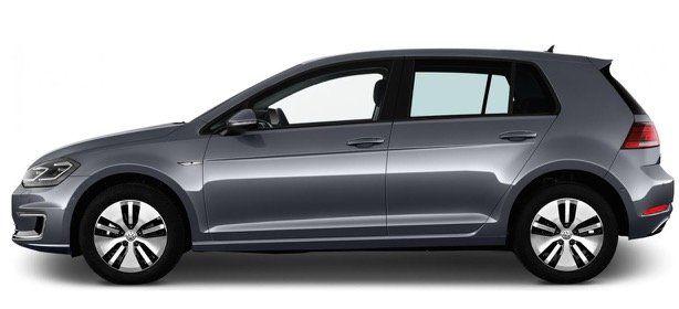Gewerbe Leasing: Volkswagen E Golf mit 136PS ab 99€ netto mtl.   LF 0,40