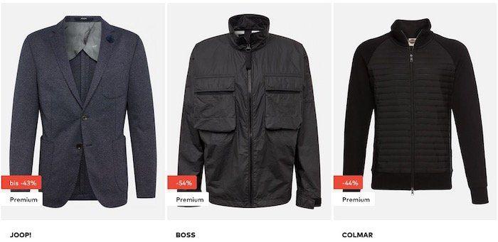 Vorbei! Premium Jacken Sale bis 72% + bis 40% Extra Rabatt   z.B. Hilfiger Winterjacke für 170,10€ (statt 274€)