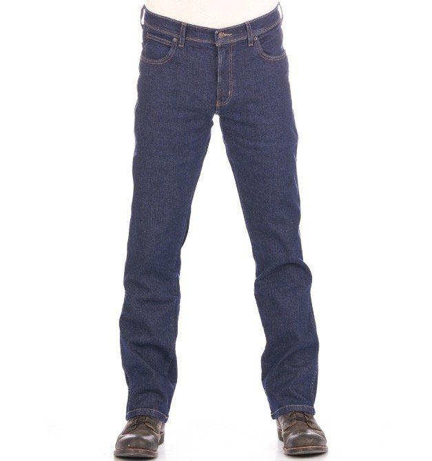 Wrangler Herren Durable Jeans in Regular Fit ab 24,95€ (statt 36€)