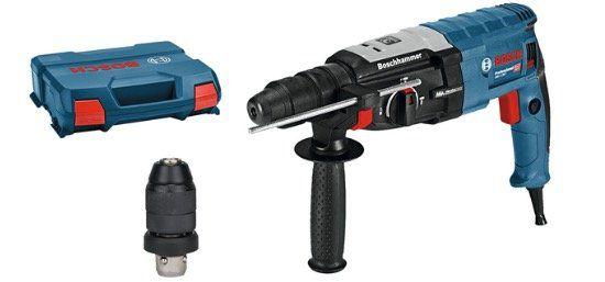 Bosch Bohrhammer GBH2 28F mit Koffer für 165,90€ (stat 199€)