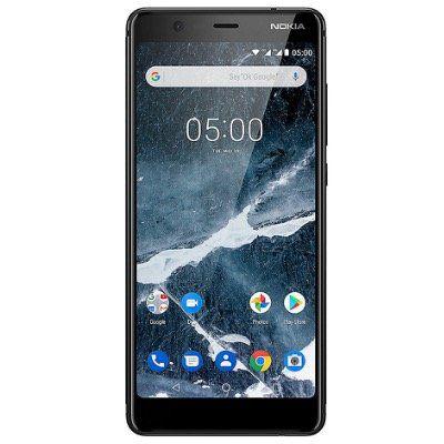 Nokia 5.1 Smartphone (5,5 Zoll, 32GB, 2GB, Dual SIM) für 115,99€ (statt 142€)