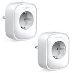 2er Set: Teckin SP22 – WLAN Steckdosen (Alexa, Google Home & IFTTT) für 16,49€ (statt 22€)