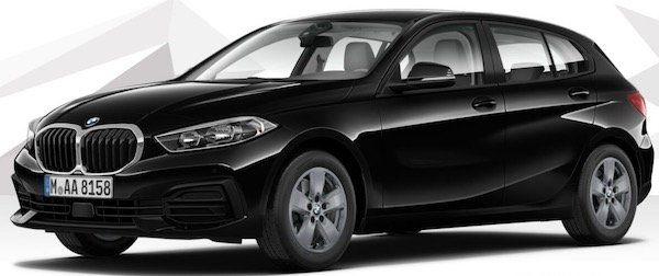 BMW 118i mit 140 PS im Leasing für 189€ mtl.   LF: 0.64