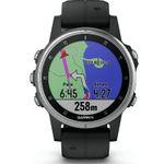 Garmin Fenix 5S Plus GPS-Multisport Smartwatch mit Seafoam Armband für 369,95€(statt 400€)