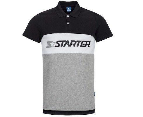 Starter Herren Poloshirt Impulse für 8,95€ (statt 12€)   M, L