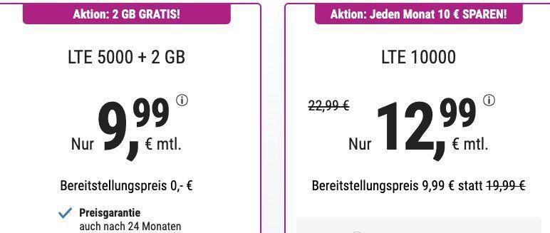 o2 Allnet Flat von Simply mit 10GB LTE für nur 12,99€mtl. + monatlich kündbar