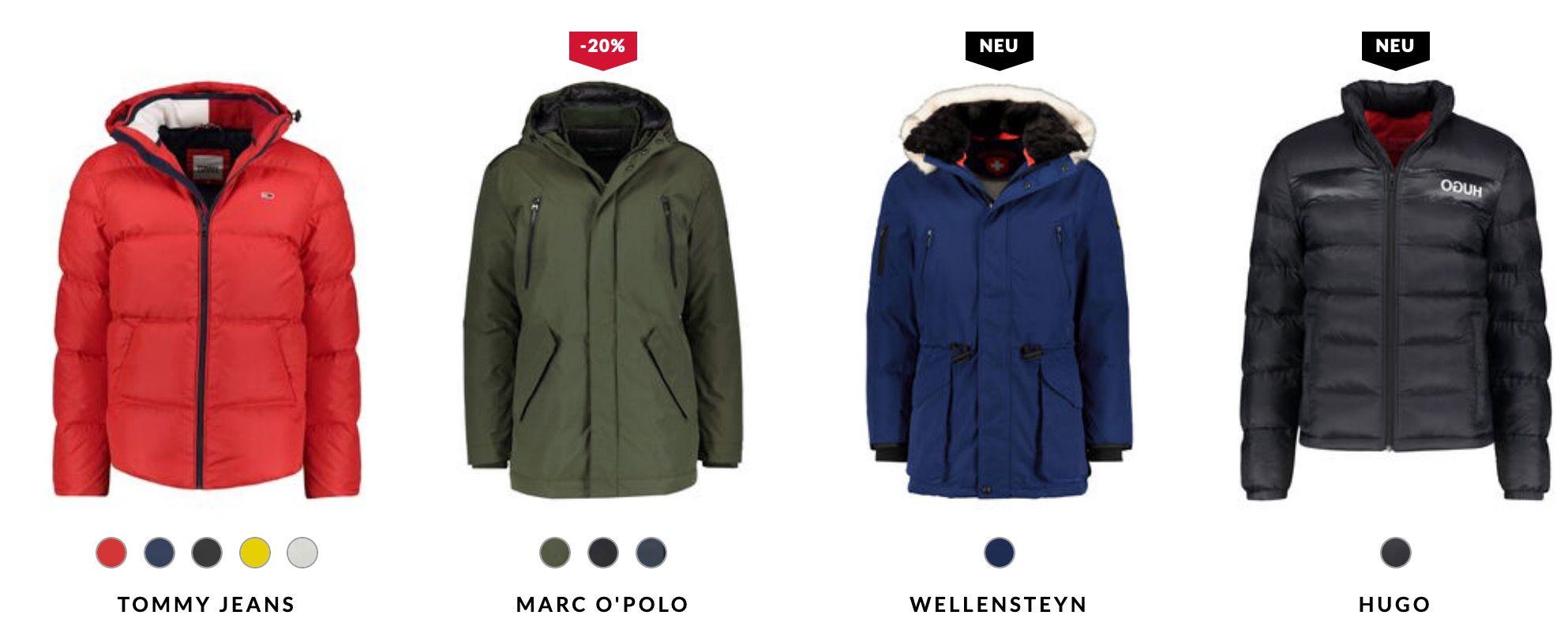 🔥 engelhorn Marken Sale mit bis zu 50% Rabatt + 20% extra (Günstig Diesel, Lacoste, Gant...)