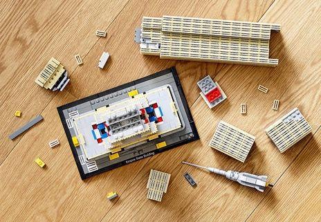 LEGO Architecture   Empire State Building (21046) für 57,62€ (statt 68€)