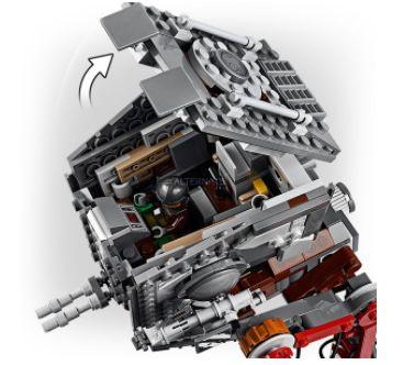 Lego Star Wars 75254 The Mandalorian AT ST für 39,99€ (statt 50€)