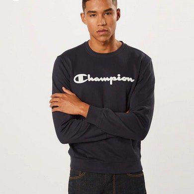 Champion Herren Sweatshirt Crewneck in S bis L und 3XL für 31,44€ (statt 42€)