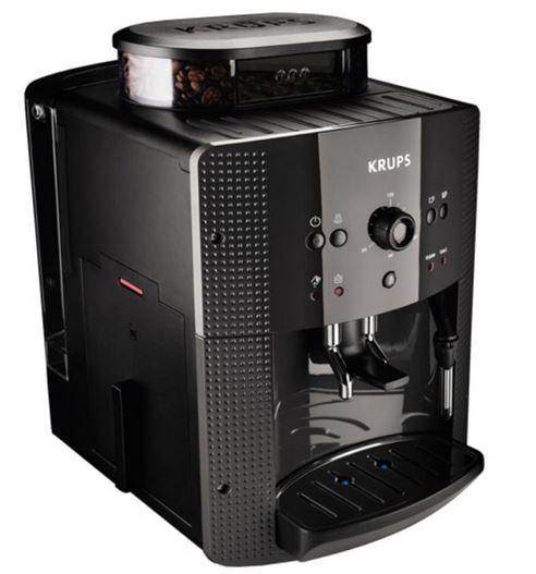 Krups EA810B   Kaffevollautomat für 253,95€ (statt 370€)