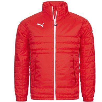 Puma Esito 3 Herren Stadionjacke in Rot für 26,17€ (statt 48€)