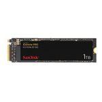 SANDISK Extreme PRO M.2 NVMe 3D 1TB interne SSD für 134,10€ (statt 187€)