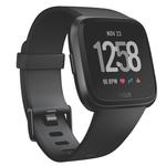 FITBIT Versa Smartwatch in Schwarz oder Peach/Roségold für 129€ (statt 149€)