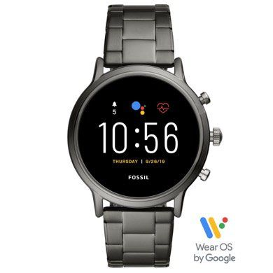 Fossil Carlyle HR FTW4024 Herren Smartwatch (5. Gen.) für 244,15€ (statt 283€)