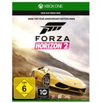 Saturn Entertainment Weekend Deals – z.B. Forza Horizon 2 Anniversary Edition – Xbox One für 15€ (statt 25€)