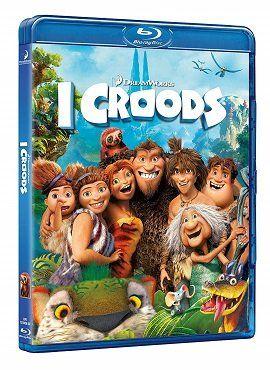Die Croods (Blu ray) für 8,99€ (statt 12€)