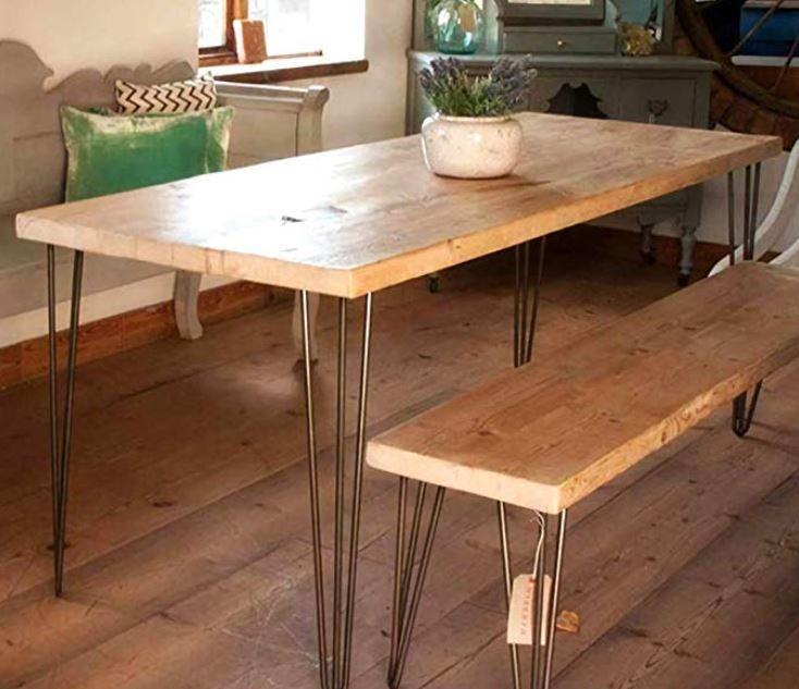 WIS5127   4 Beine zum Tisch Selberbauen für 25,89€ (statt 37€)