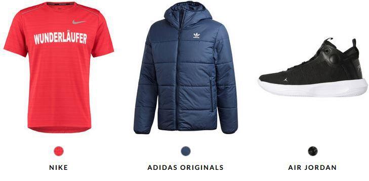 Engelhorn mit 20% extra Rabatt auf Sportmarken, Bekleidung und Schuhe