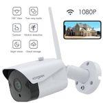 Koogeek IP-Überwachungskamera 1080P mit Weitwinkel, WLAN, Echo, Alexa etc. und IR-Nachtsicht für 35,99€ (statt 46€)