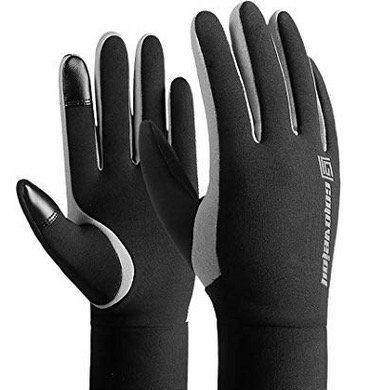 Lixada wasserdichte Winterhandschuhe mit Touchscreen Finger und warmem Futter für 7,49€ (statt 15€)