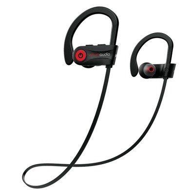 Otium Sport Bluetooth Kopfhörer IPX7 Wasserdicht mit Mikro für 10,06€ (statt 19€)