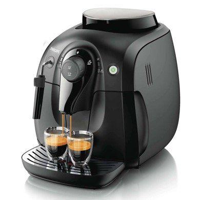 Philips HD8651/01 Kaffeevollautomat mit Keramik Mahlwerk für 170,99€ (statt 413€)   Verpackung
