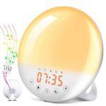 Lichtwecker inkl. 9 Wecktönen & Touch-Control für 23,09€ (statt 33€)
