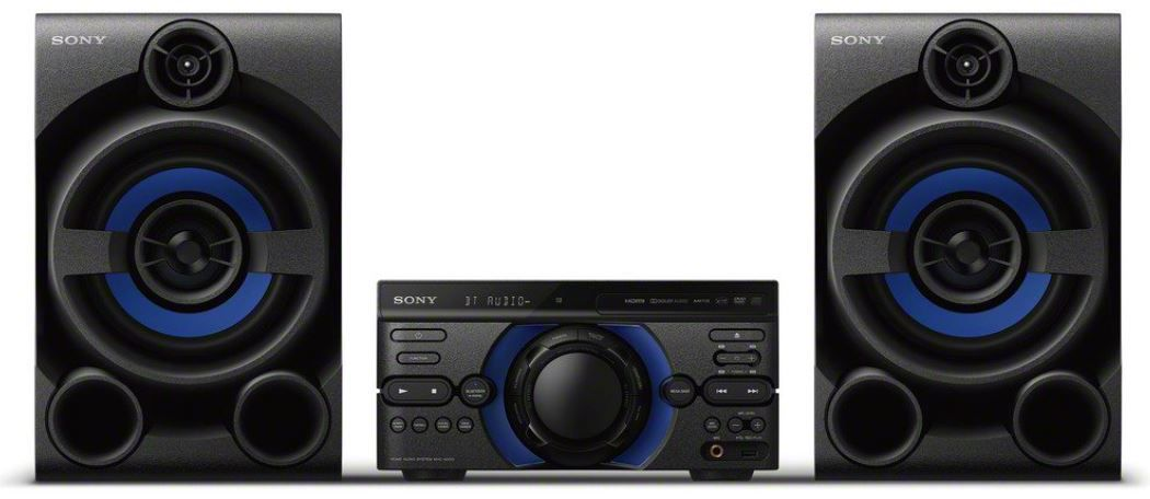 Sony MHC M20D Mini Kompakt Anlage für 183,96€ (statt 250€)