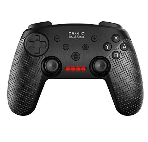 Eaxus Nintendo Switch Double Shock Controller für 16,99€ (statt 26€)