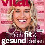 """3 Ausgaben """"vital"""" für 7,20€ inkl. 10€ Amazon Gutschein"""