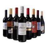 """Weinprobier-Paket """"Rund um die Welt"""" (8 Flaschen) für 39,99€ (statt 70€)"""
