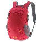 Jack Wolfskin Daypack Rucksack in Rot für 21,07€ (statt 29€)