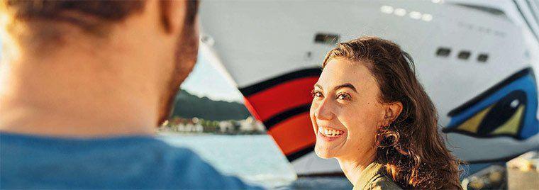 AIDA Tage des Lächelns z.B. 7 Tage Perlen am Mittelmeer inkl. Flug für 549€ p.P.
