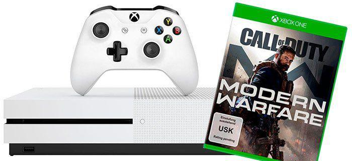 Xbox One S 1TB Forza Horizon 4 Lego + Call of Duty: Modern Warfare für 234,95€ (statt 284€)