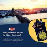 Aktion geht weiter: Kostenloses Goodie-Bag mit Barillaprodukten für Studenten