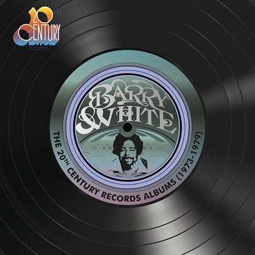 Barry White   The 20th Century Records Albums (1973 1979) als Vinyl für 69€ (statt 90€)