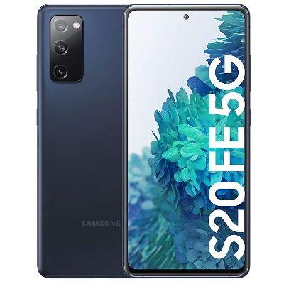 Samsung Galaxy S20 FE 5G 256GB in Blau für 691,86€ (statt 820€)
